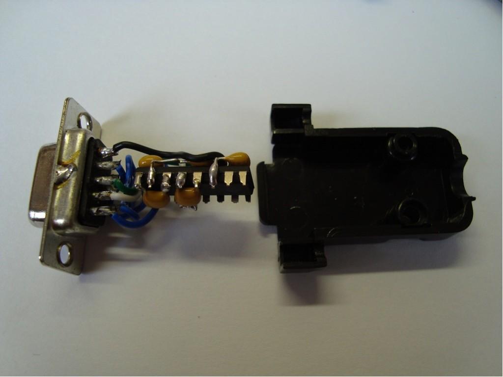 RS232 Assemble