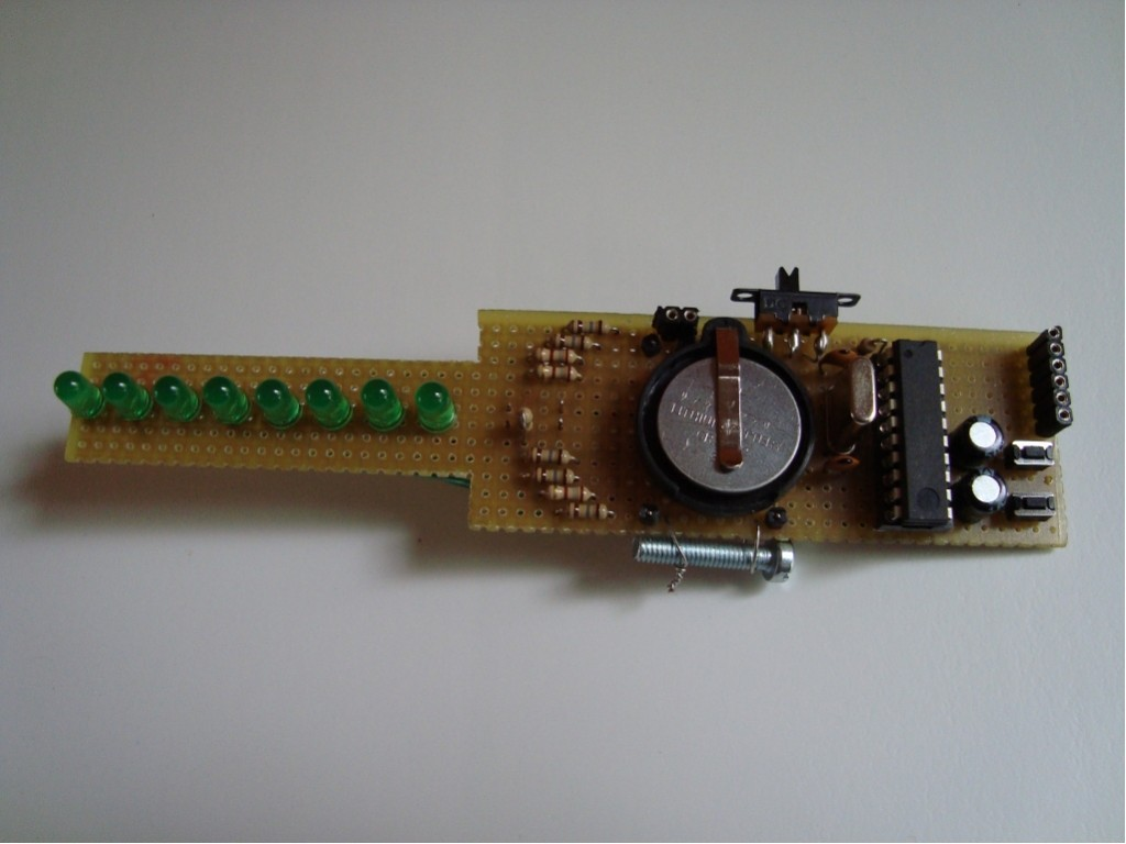 Propeller Clock Blade