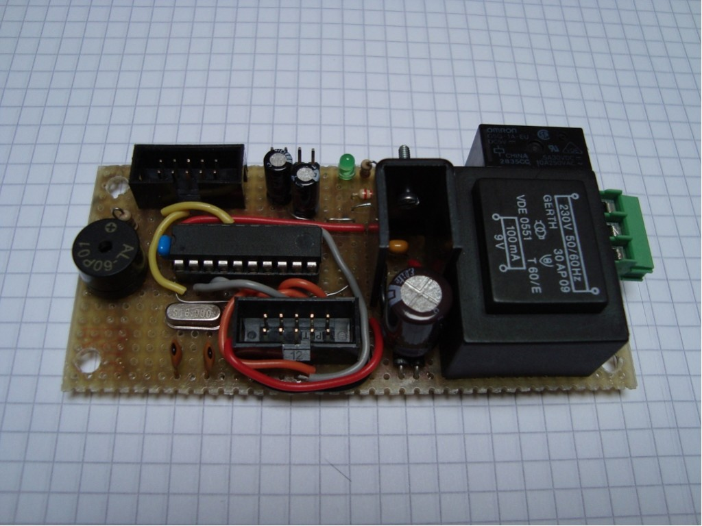 UV Exposure Box Controller
